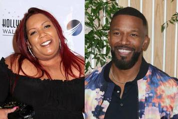 "Jamie Foxx Loves ""Full-Figured Women In Power"" Says Former Flame Hope Flood"
