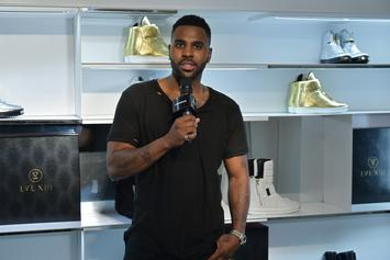 "Jason Derulo On Instagram Removing His Swimsuit Shot: ""I Can't Help My Size"""