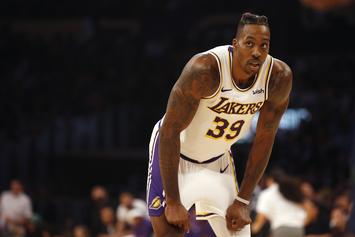 Dwight Howard Hits A Rare Three-Pointer And NBA Twitter Erupts