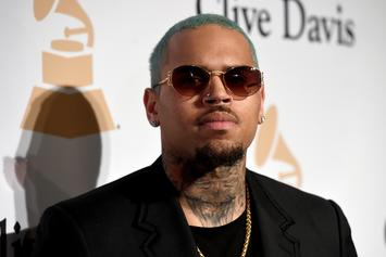 Chris Brown Details Evolution Of His Look From His Teen Years To Now