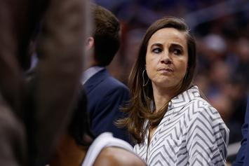 Report: Becky Hammon Considering Knicks Head Coaching Position