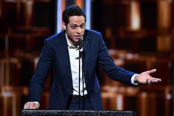 "Tony Rock Says Pete Davidson Has ""Balls"" For NDA Move"