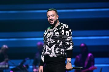 "French Montana's ""Montana"" Goes Gold Shortly After Its Release"