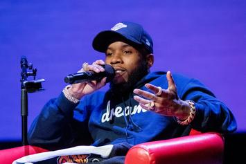 "Tory Lanez Threatens To ""Expose"" Interscope Records If They Keep ""Playing With Me"""