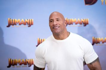 """The Rock Reacts To Being Mentioned In New """"Sonic The Hedgehog' Trailer"""