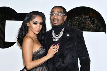 Quavo Accused Of Cheating, Woman Gets Called Out Over Fake Screenshots