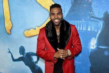 "Jason Derulo Disappointed About His Junk Being Edited Out Of ""Cats"""