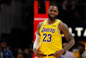 LeBron James Reveals Who's To Thank For His Player Of The Week Win