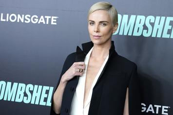 """Charlize Theron Is """"Not Ashamed"""" To Discuss Her Mother Killing Her Father"""