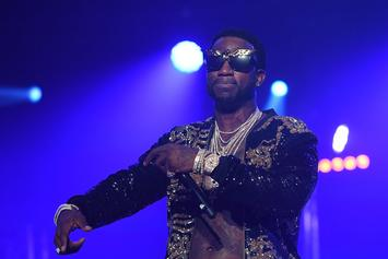 "Gucci Mane Shares Poolside Preview Of ""Hardest Christmas Song Ever"""