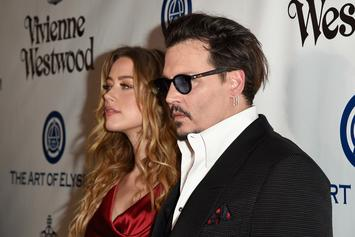 Johnny Depp Preaches His Innocence In Text Messages With Amber Heard's Parents