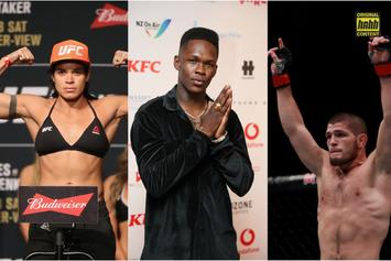 The Top 10 Active UFC Fighters Today