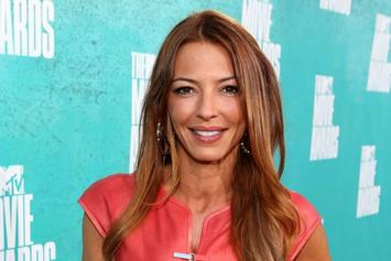 """Mob Wives"" Star Drita D'Avanzo & Mob-Tied Husband Arrested For Drugs, Guns"