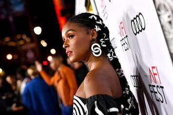 Janelle Monae Dyed Her Armpit Hair Pink & Fans Are Repulsed