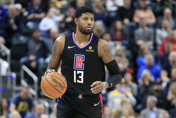Paul George's Nike PG 4 Officially Revealed: Detailed Photos