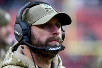 Jets Head Coach Adam Gase's Alleged Burner Account Revealed