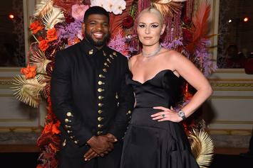 "Lindsey Vonn Proposes To P.K. Subban, Thinks ""Men Should Get Engagement Rings Too"""