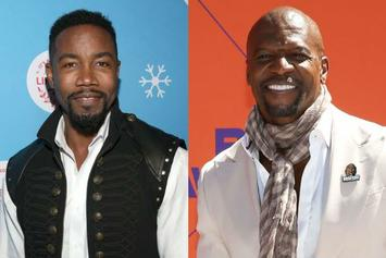 "Michael Jai White On Terry Crews Being #MeToo'd: ""I Would Kill Somebody!"""