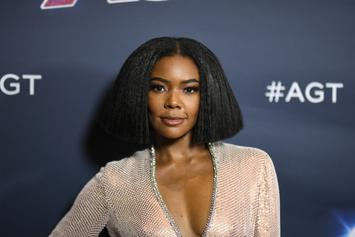 "Gabrielle Union Takes Subtle Dig At ""America's Got Talent"" While Frolicking In Swimsuit"