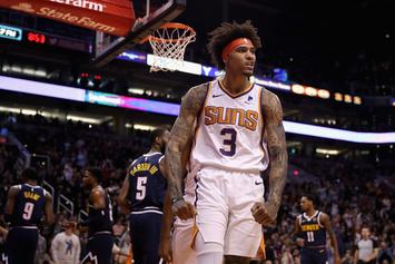 Kelly Oubre Trolls Blazers Fans After Hitting Late Three-Pointer: Watch