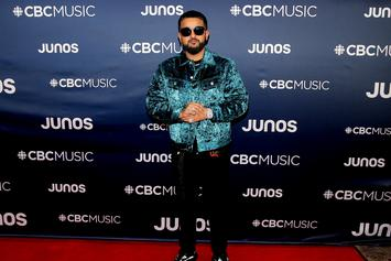 """Nav Says He Became An Artist """"By Accident"""""""