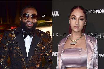 """Adrien Broner Explains Bhad Bhabie Thirst: """"I Thought She Was Grown"""""""