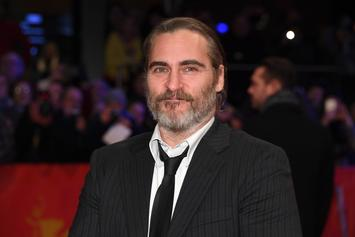 "Joaquin Phoenix's ""Joker"" Wins Golden Globe For Best Actor"