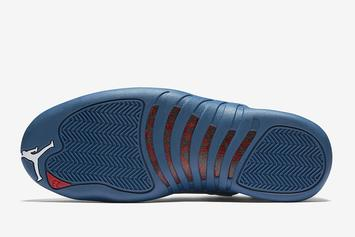 """Air Jordan 12 """"Stone Blue"""" Dropping Later This Year: New Details"""