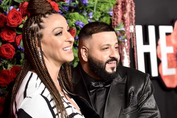 "DJ Khaled Updates Fans On Wife's Pregnancy: ""Our New Blessing"""
