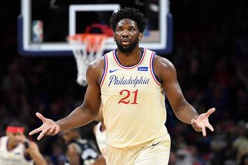 """Ben Simmons """"Nearly"""" Vomits At Sight Of Joel Embiid's Finger Injury"""