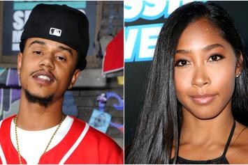 Apryl Jones & Lil Fizz Spark Breakup Rumours