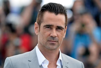 """Colin Farrell Officially Cast As Penguin In """"The Batman"""" Movie"""