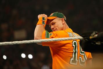 John Cena Responds To Justin Bieber's Meme From The Top Rope