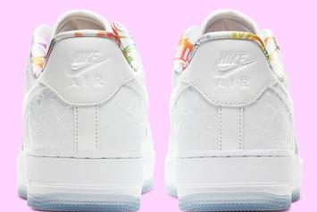"""Nike Air Force 1 Low """"Year Of The Rat"""" Coming Soon: Official Photos"""