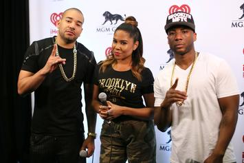 """Angela Yee Talks Strained Friendship With Charlamagne Tha God: """"It Is What It Is"""""""