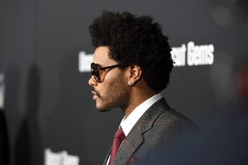 """The Weeknd's """"Uncut Gems"""" Role Could Have Been A$AP Ferg Or Troy Ave"""