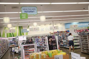 """Pharmacy Robber Gave Clerk Note That Read, """"I'm Sorry, I Have A Sick Child"""""""