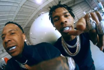"Moneybagg Yo & Lil Baby Take Flight In ""U Played"" Video"