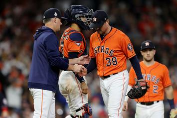 Houston Astros Hit With Massive Penalties After Cheating Scandal
