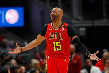 Vince Carter Reveals His Plans For The NBA Dunk Contest
