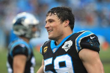 Luke Kuechly Shockingly Announces His Retirement, Fans React