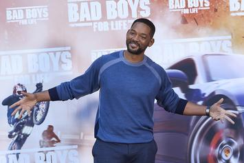 """Will Smith Breaks Down Iconic Shirtless Scene From """"Bad Boys"""""""