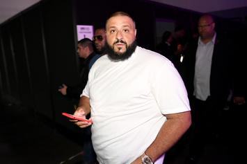 DJ Khaled Gets New Tattoo To Honor His Newborn Son