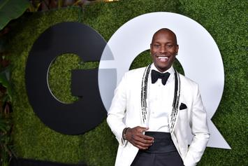 "Tyrese Suggests Cop Thriller ""Black And Blue"" Was ""Suppressed"" Due To Racism"