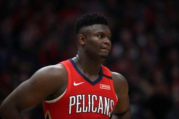 Zion Williamson Stuns Fans With Electric Pelicans Debut
