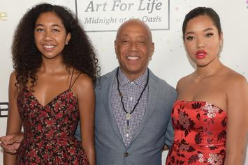 Oprah Makes Russell Simmons' Daughters Big Mad Following Doc Departure