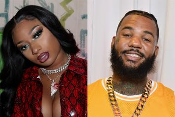 Megan Thee Stallion & The Game Turn Up To Her New Song In The Club