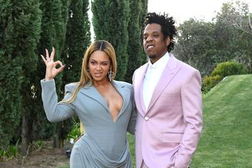 Beyoncé, Jay-Z, Rihanna & More Make Annual Roc Nation Brunch Appearances