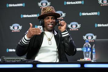 """Deion Sanders On NFL Hall Of Fame: """"It's Not Exclusive Anymore & I Don't Like It"""""""