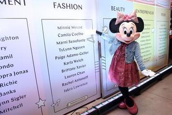 Minnie Mouse Throws Hands At Security Guard In Vegas, Mickey & Goofy Get Involved